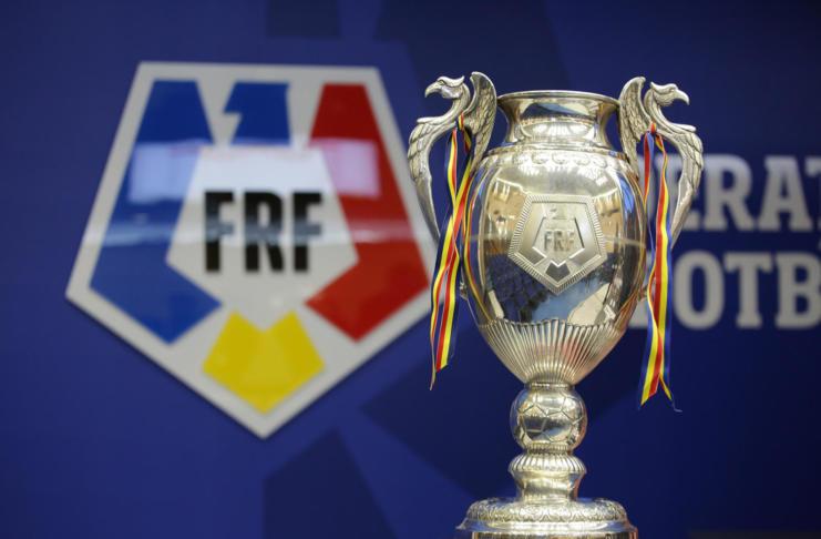 Cupa României. Tragerea la sorți