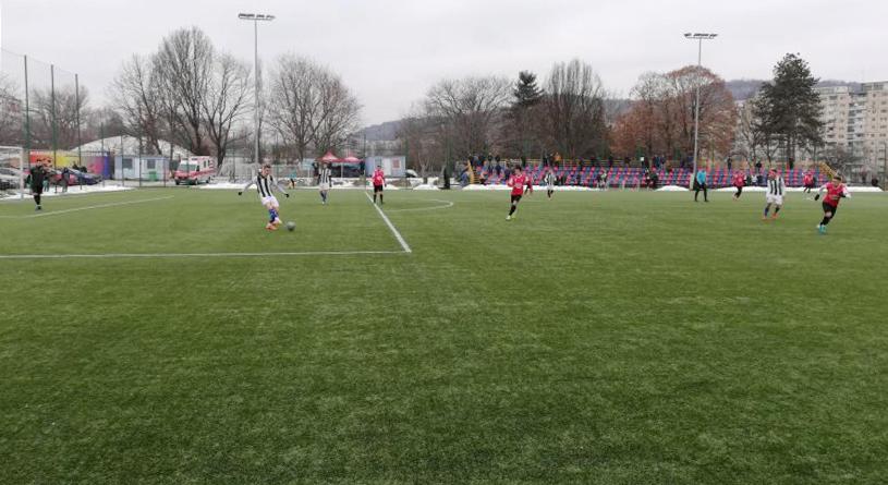 Universitatea Cluj (U 19)- *** (U19) 1-2