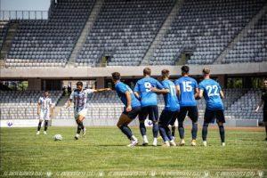 """""""U"""" Cluj- Unirea Dej 0-2"""
