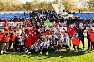 Universitatea câștigă în derby-ul clujului